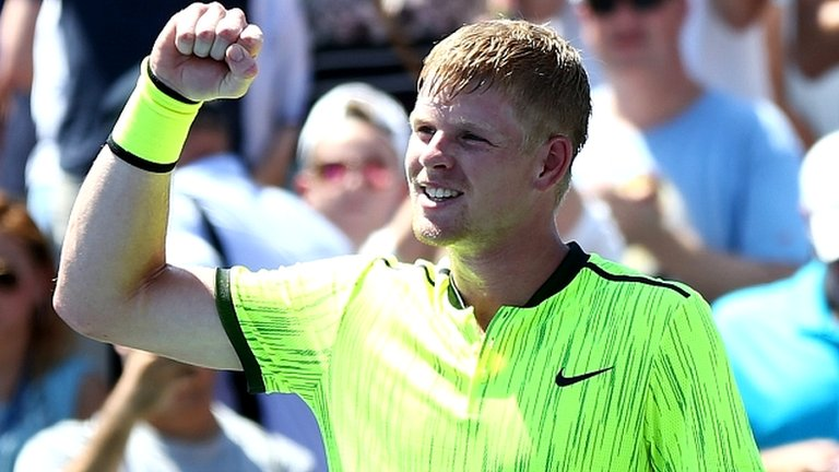 British youngster Edmund thrashes 13th seed Gasquet at US Open