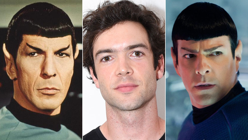 Star Trek saga casts new Spock actor Ethan Peck