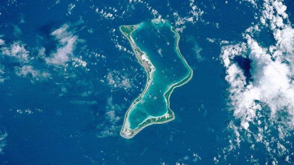 Chagos legal status sent to international court by UN
