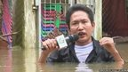 Democratic Voice of Burma journalist