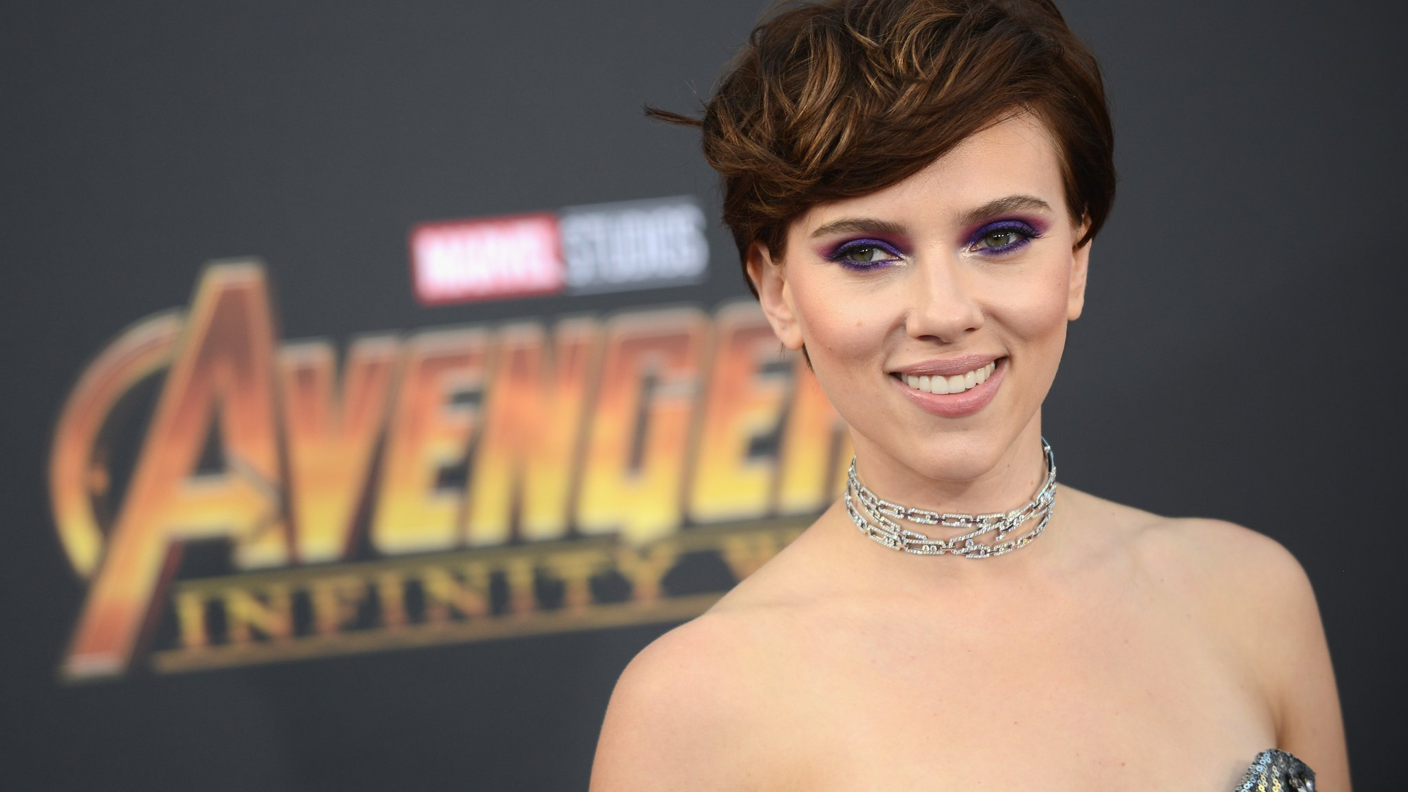 Scarlett Johansson is world's best-paid actress, Forbes says