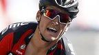 TV bike crash robbed Van Avermaet