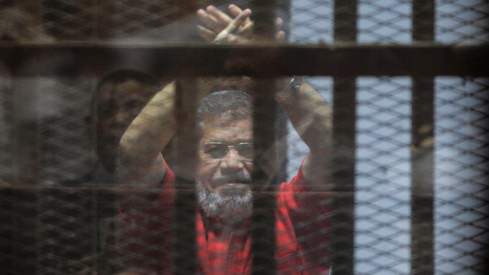 Mohammed Morsi: UN calls for inquiry into ex-Egyptian president's death