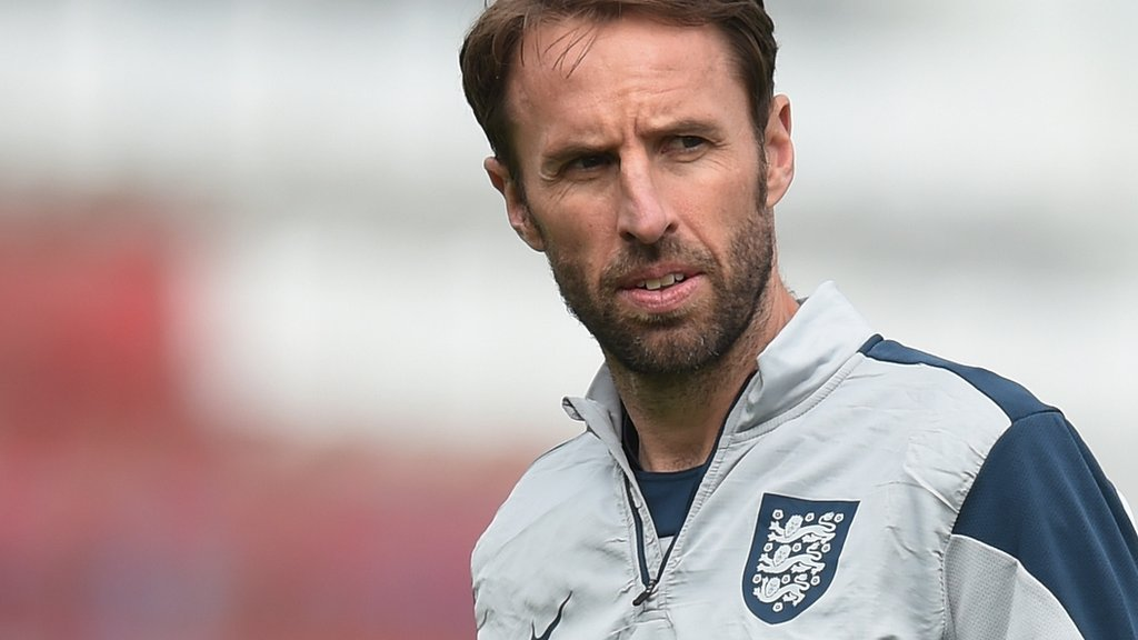 U21 boss Southgate does not want England job