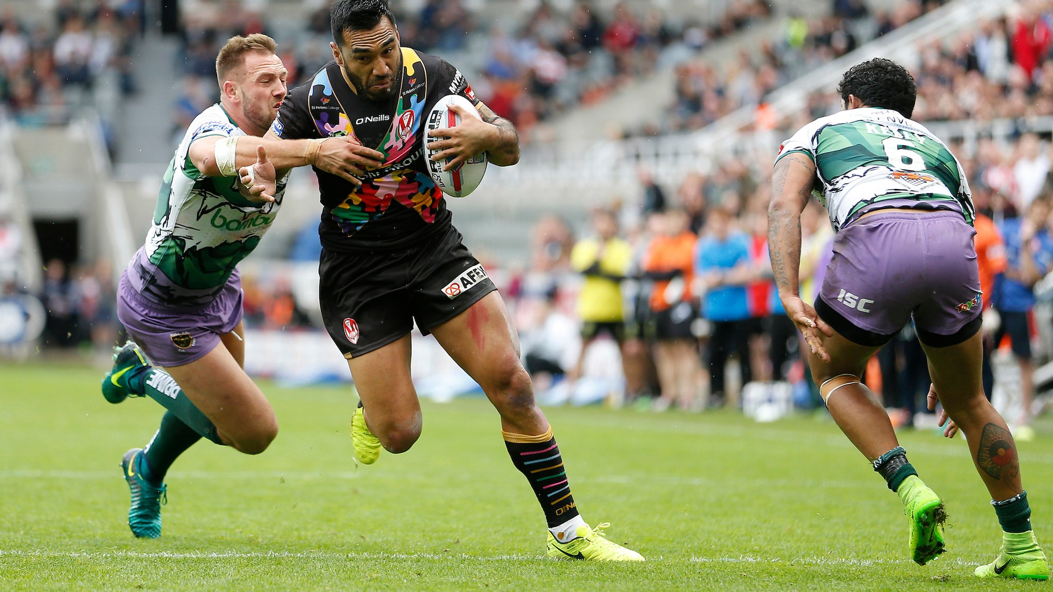 Super 8s: In-form Saints Take on Hull FC as the Super League Highlight