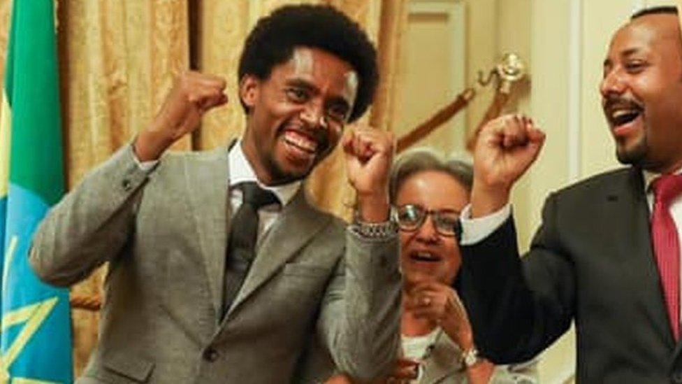 Ethiopian Olympic protest runner Feyisa Lilesa finally rewarded