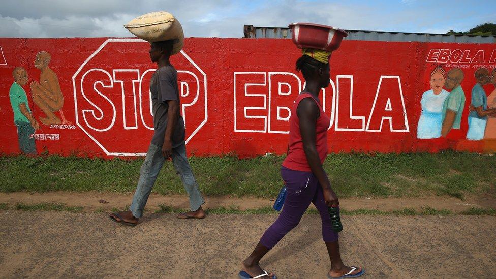 Epidemia de Ébola en Liberia