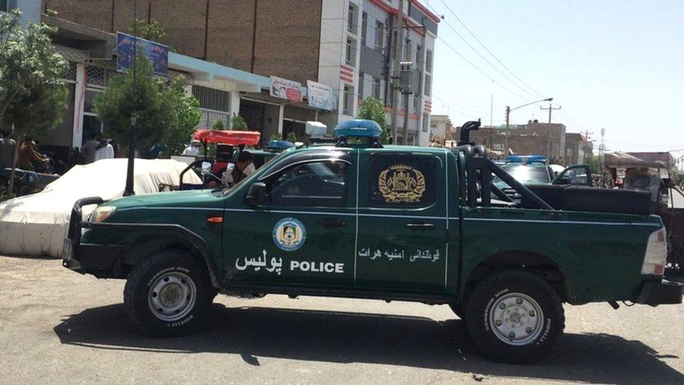 سرقتهای مسلحانه؛ چالشی جدید برای هرات