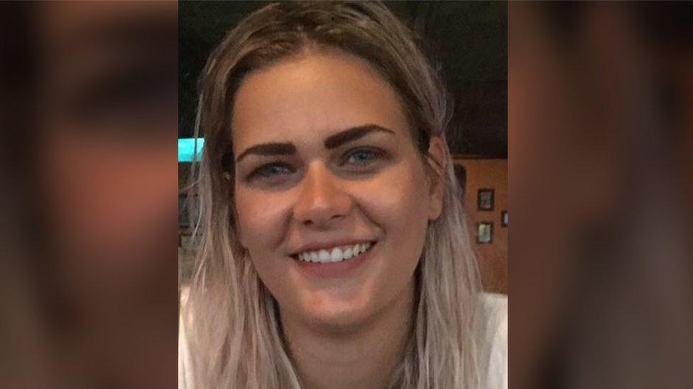 Bethan Roper death: Bristol train window woman hit by branch