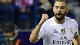 Karim Benzema gives Real Madrid the lead