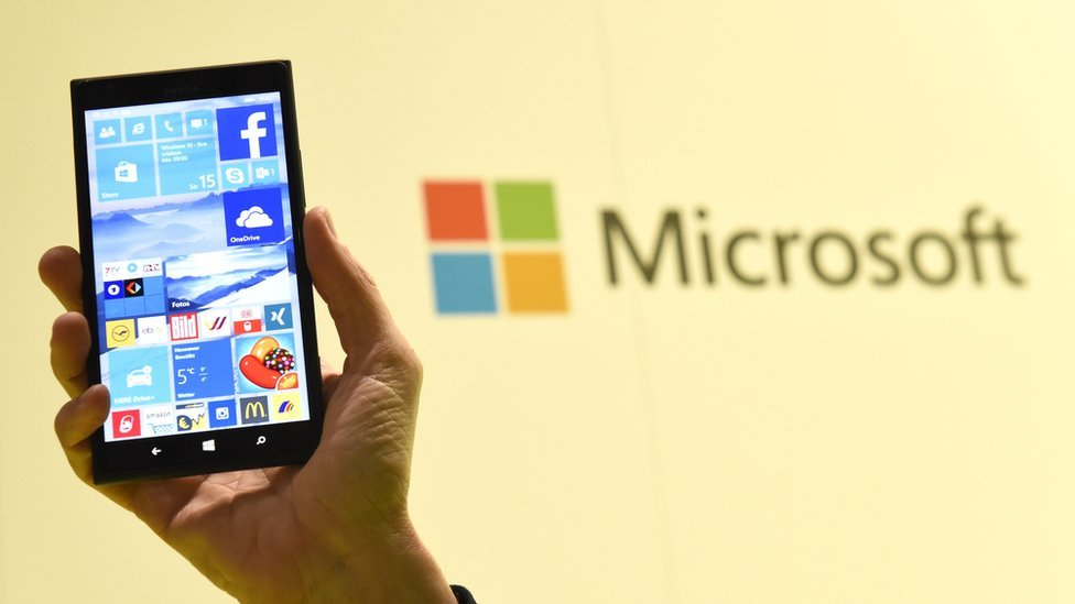 Windows 10 en un Smartphone