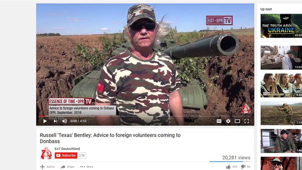 Người cộng sản Texas gây quỹ vì cuộc chiến Ukraine