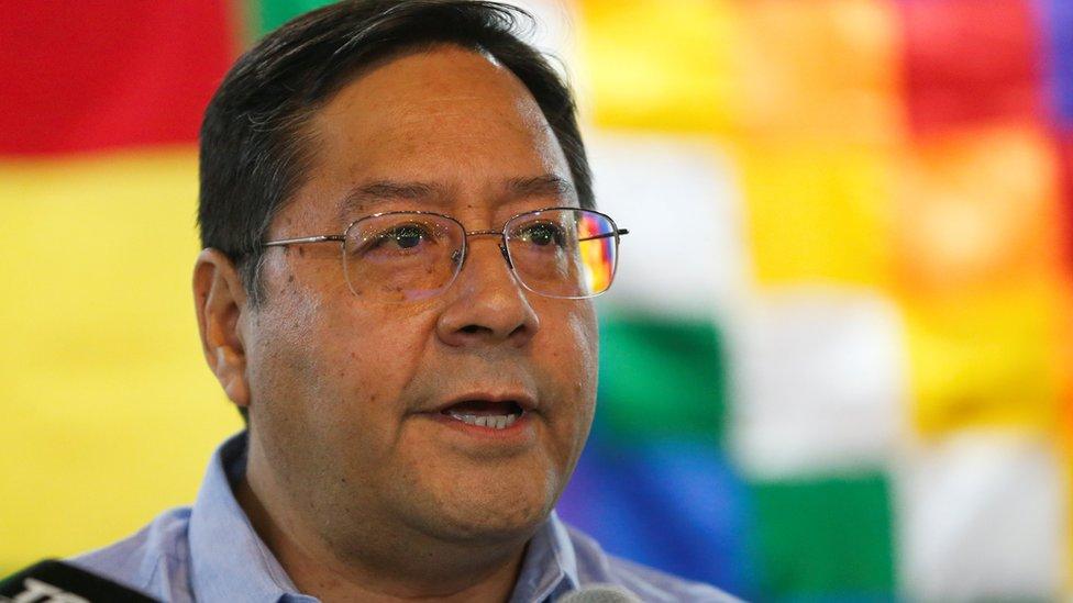 Remplazo de Evo Morales: Luis Arce Catacora, el exministro y candidato a  presidente de Bolivia por el MAS - BBC News Mundo