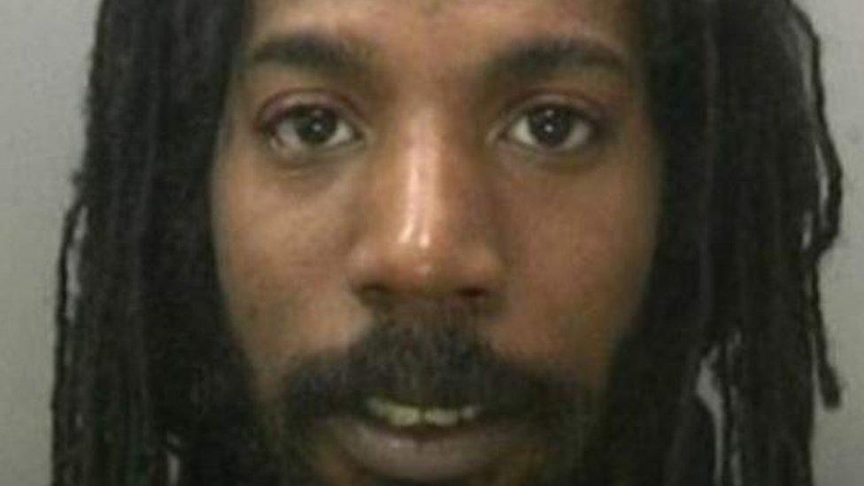 Jamelia's stepbrother guilty of Birmingham gun murder
