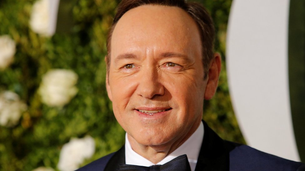 Kevin Spacey en Nueva York