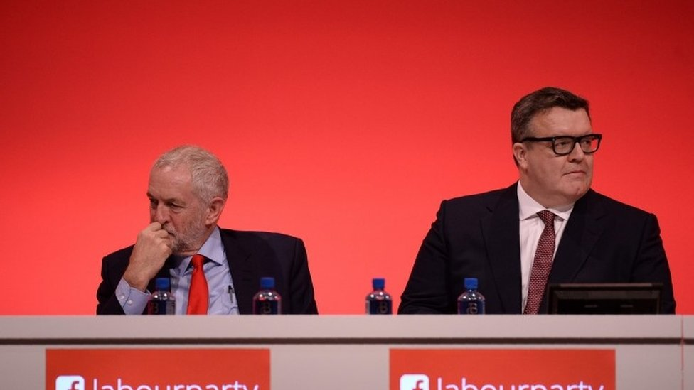 Labour conference: Shadow cabinet deal 'on the cards'