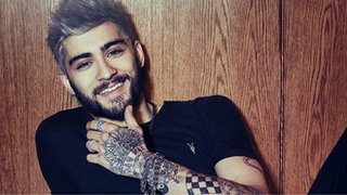 Zayn debuts his first solo single