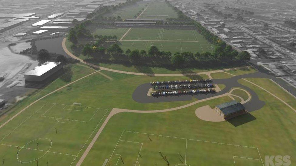 Liverpool plan £50m training-ground move
