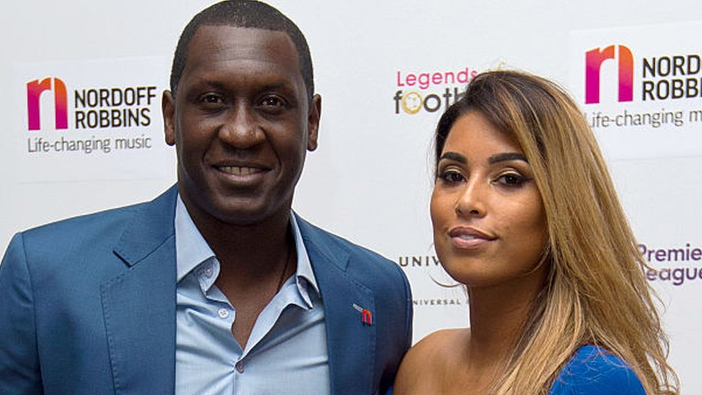 'Not much opportunity' for black players like ex-England striker Emile Heskey, says wife Chantelle