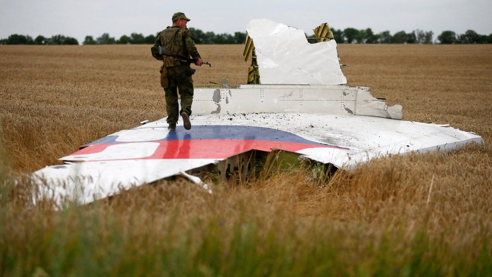MH17 crash: Malaysia PM Mahathir denounces murder charges