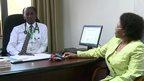 Dr Dan and Dr Betty Gikonyo