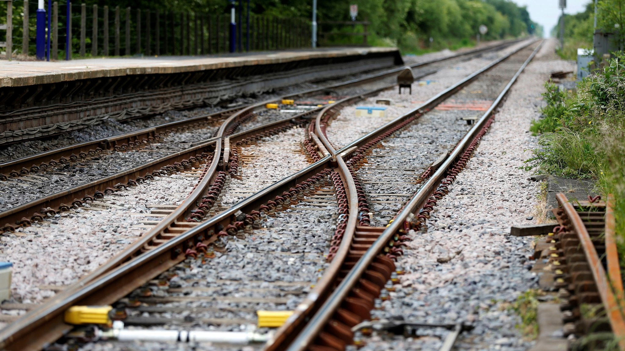 Trains and track come together in rail management revamp