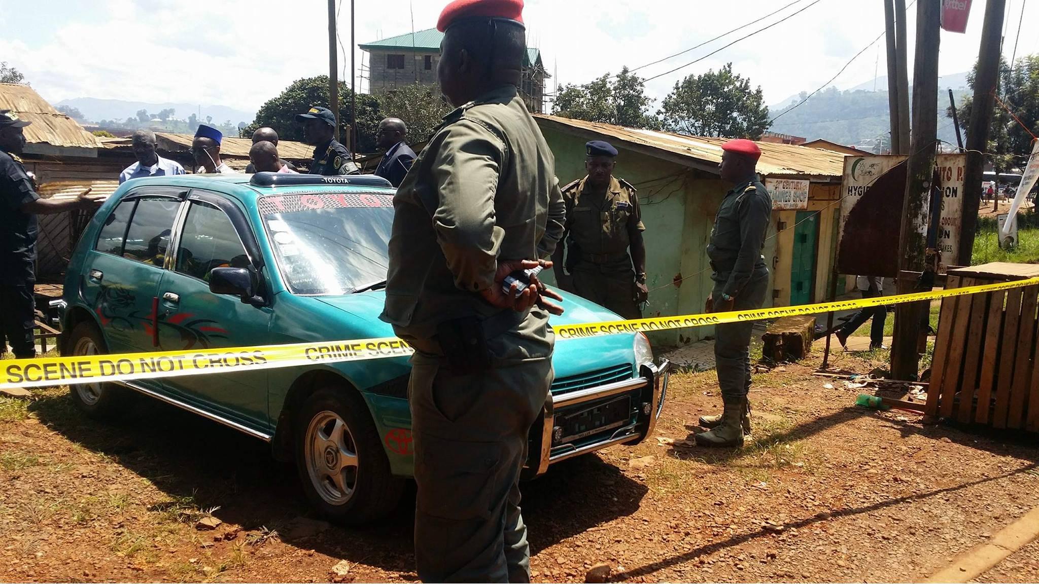 Trois policiers grièvement blessés à Bamenda
