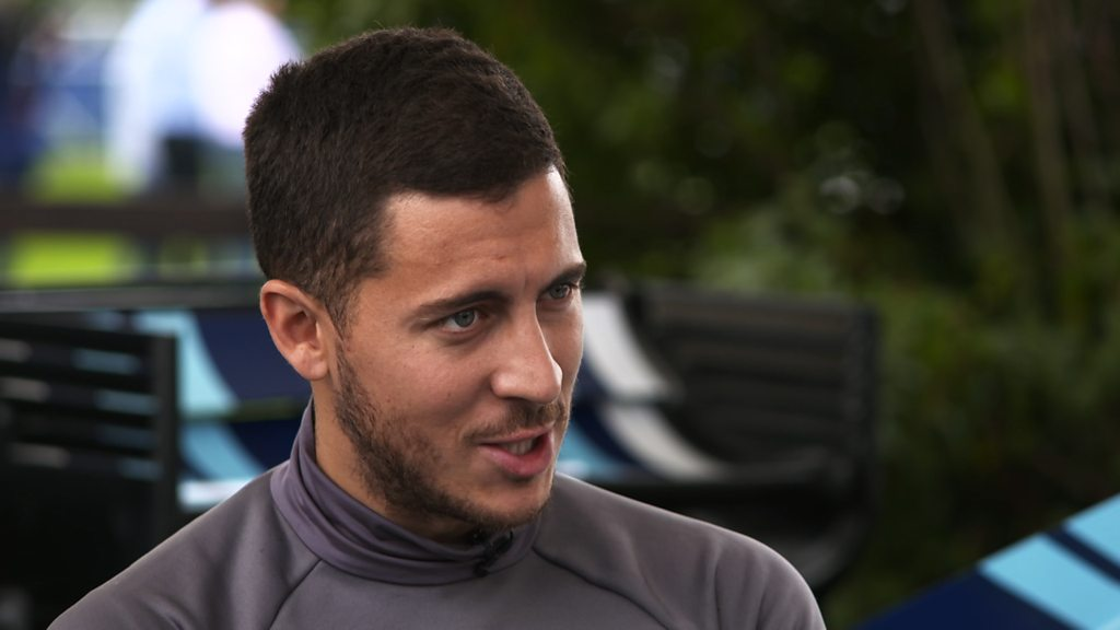 FA Cup: Chelsea's Eden Hazard hopes to win trophy for first time