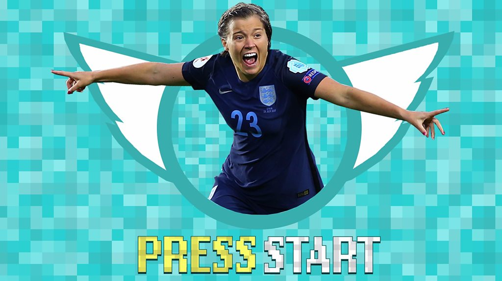 Is England's Fran Kirby any good at 'kerby'?