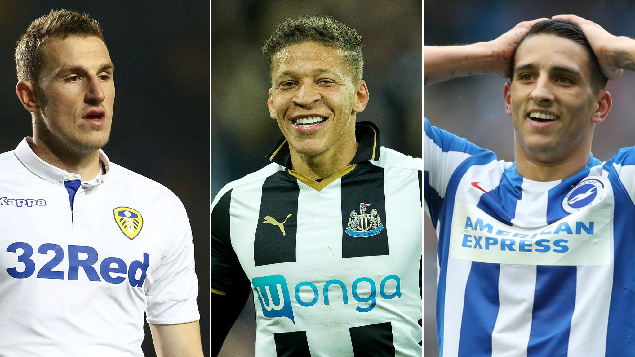 EFL awards: Chris Wood, Dwight Gayle & Anthony Knockaert on Championship shortlist