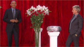 Obama v Obama in Valentines poem challenge