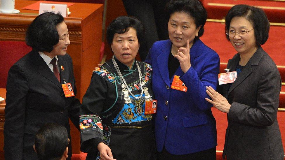 Vì sao ít đảng viên nữ tại Trung Quốc?
