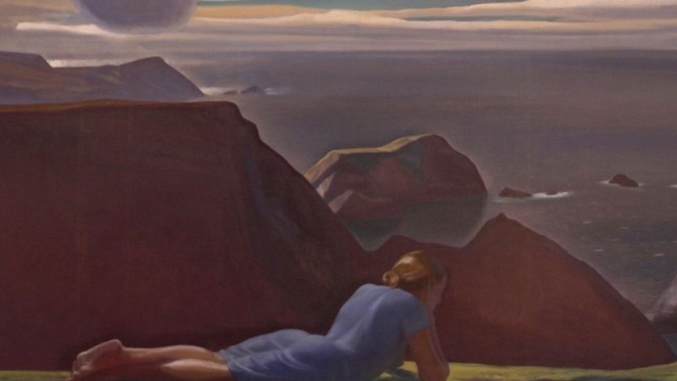Rockwell Kent, the Gaeltacht, Cold War and Annie McGinley