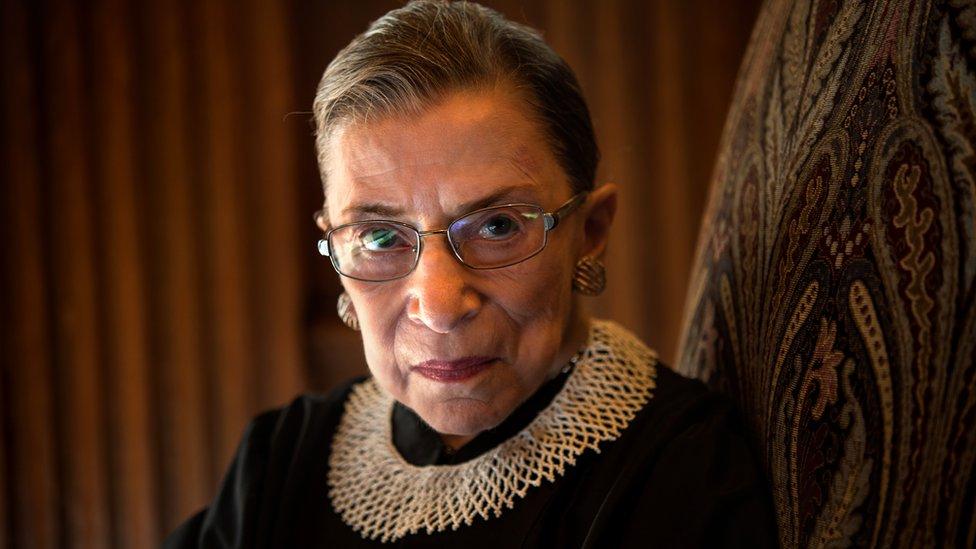 Ruth Bader Ginsburg: por qué muchos en Estados Unidos entran en pánico cuando RB ...