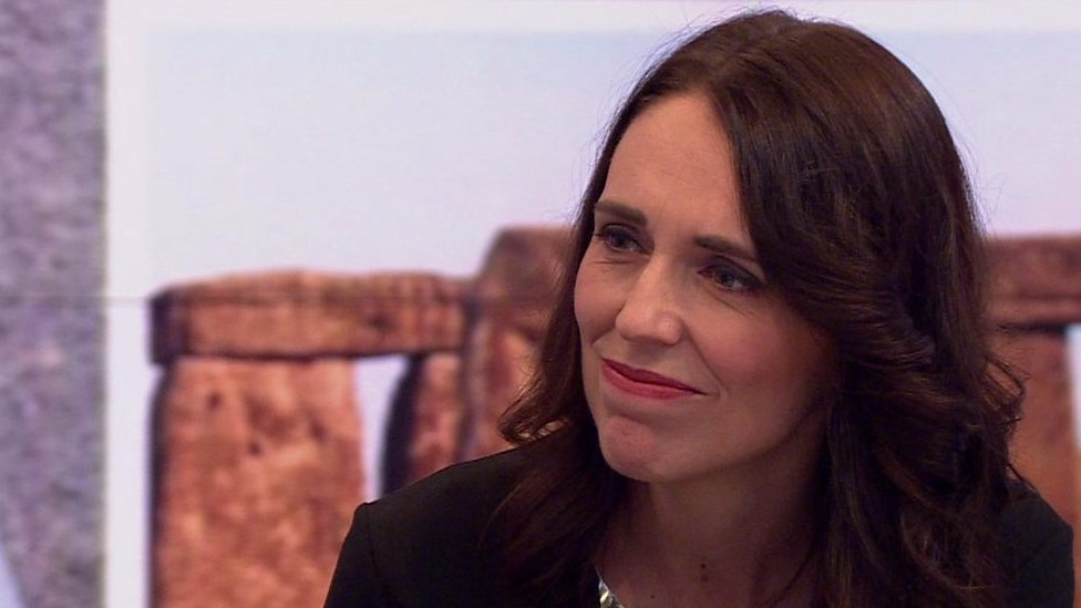 New Zealand PM Jacinda Ardern: 'I'm a mother, not a superwoman'