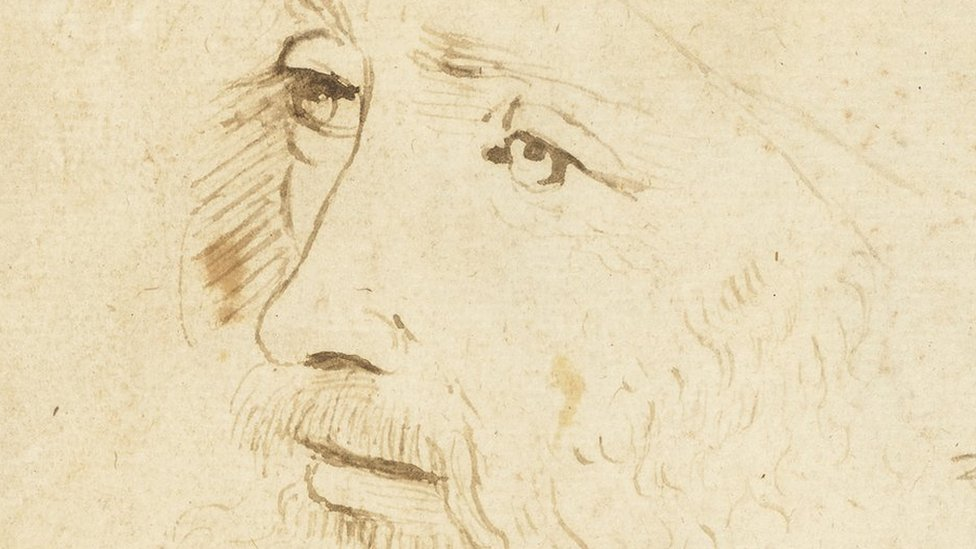 Leonardo da Vinci portrait marks 500th anniversary of his death
