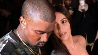 Kanye West 'released from hospital'
