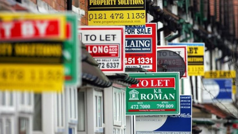 House prices: Midlands sees biggest rises