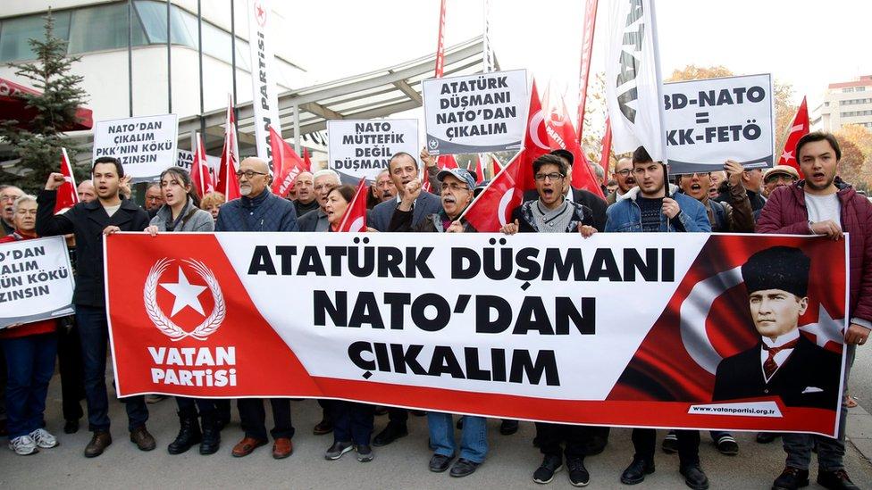 أردوغان يرفض اعتذار الناتو عن حادثة النرويج