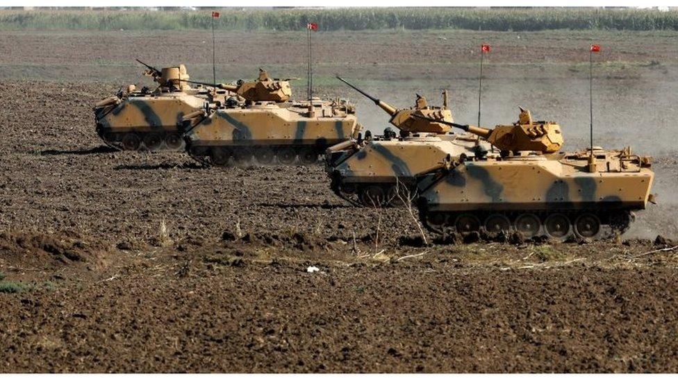 تركيا تتعهد بخطوات أمنية واقتصادية ردا على استفتاء كردستان العراق