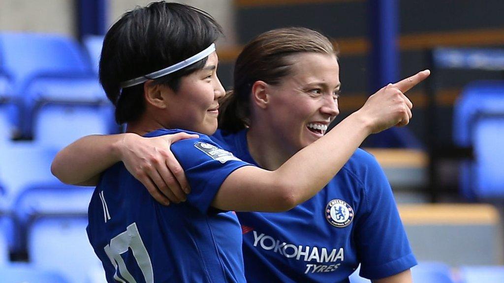 Ji So-yun's sensational double & other great WSL goals