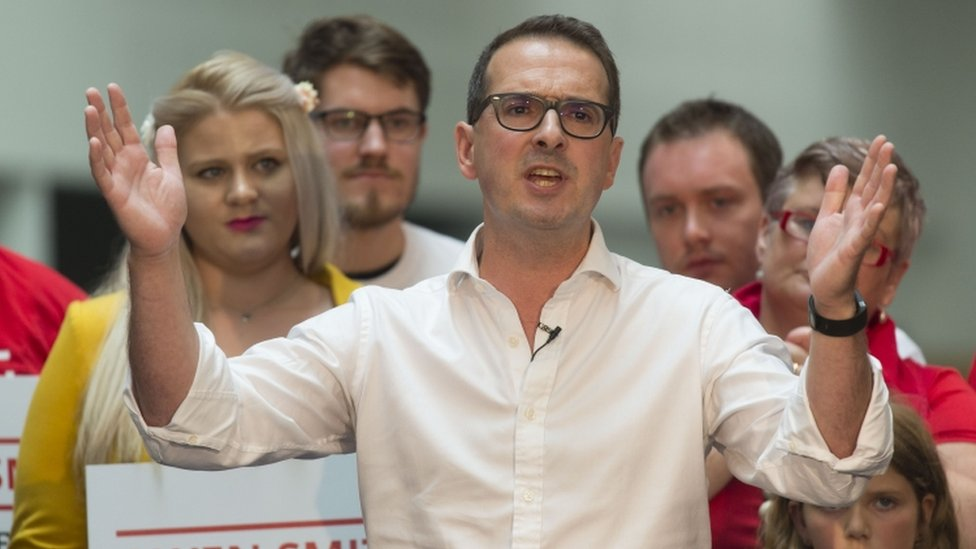 Who is Labour challenger Owen Smith?