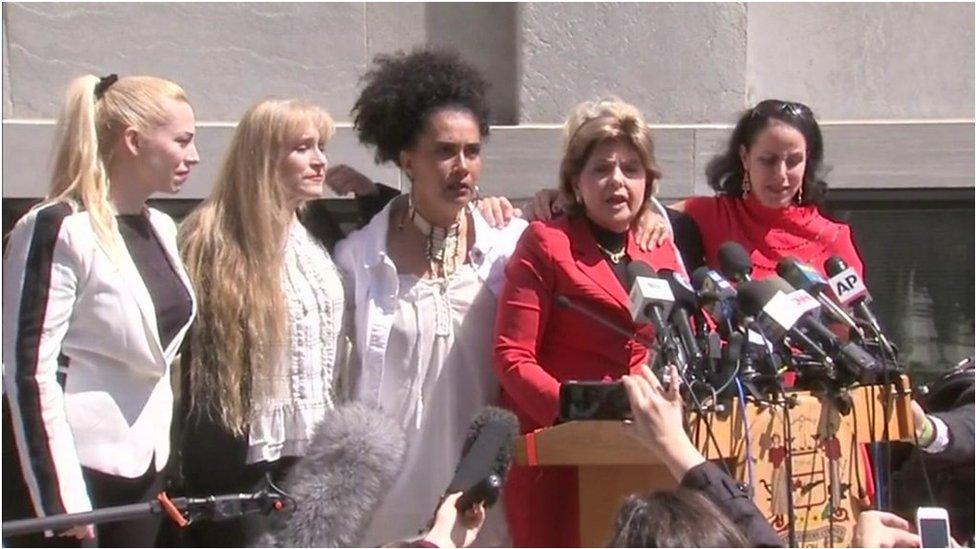Gloria Allred on Bill Cosby: 'Finally women are believed'