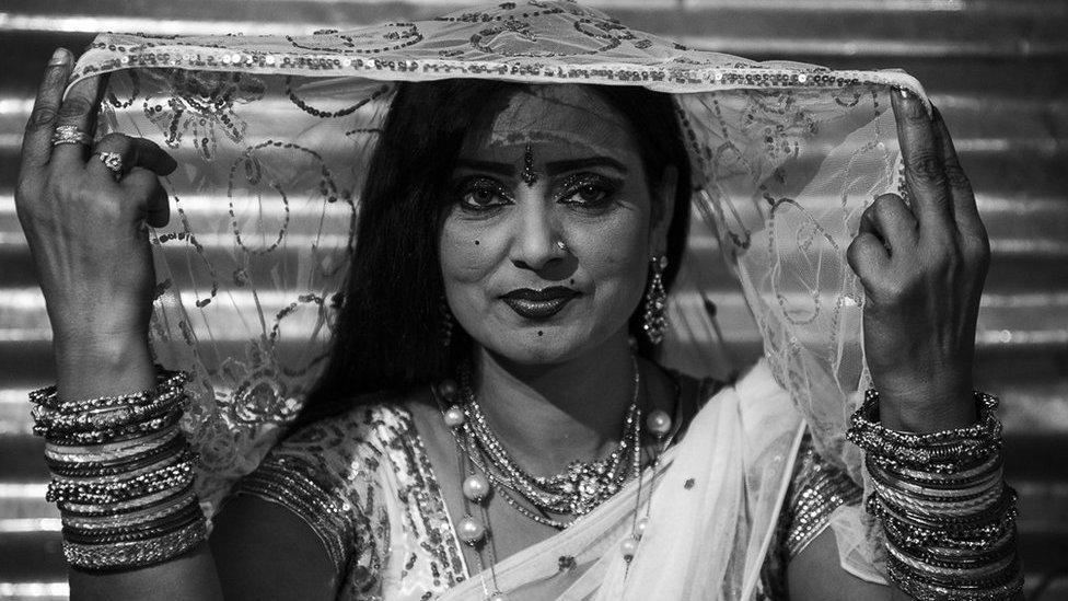 Meet the dancing girls of India's 'folk opera'