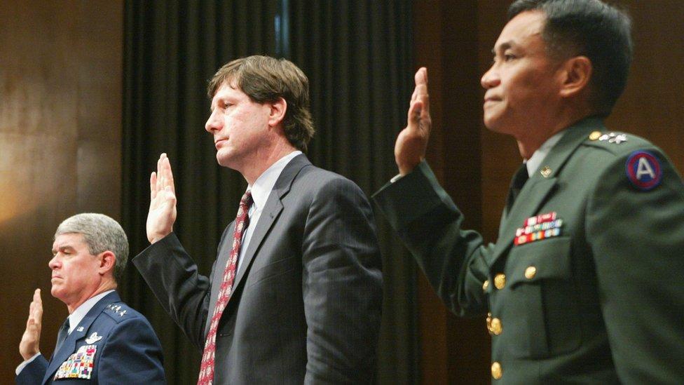 En la última década, el Senado de EE.UU. ha puesto bajo investigación a funcionarios civiles y militares por casos de interrogatorios extremos.