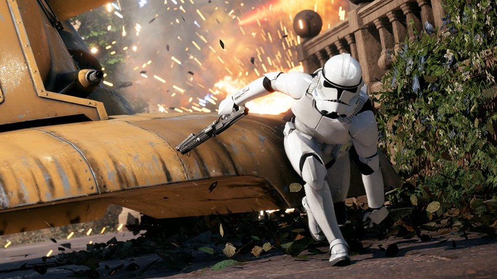Gamers' anger halts Star Wars Battlefront II payments