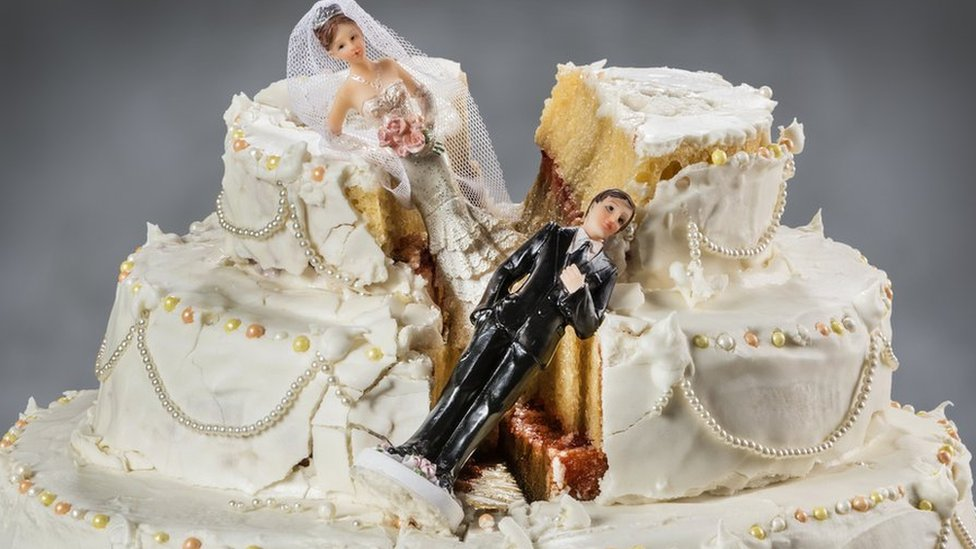 The blame game: Getting divorced in the UK