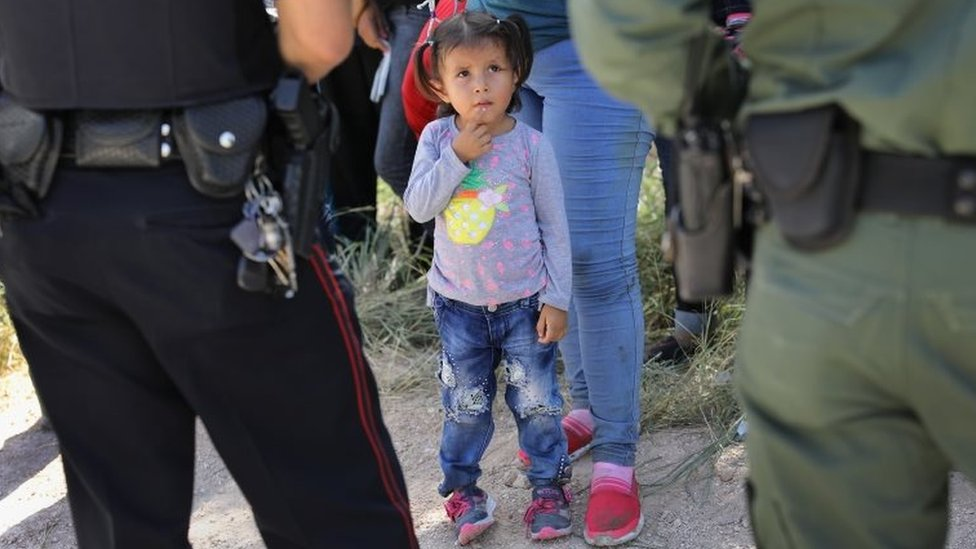 Psychological impact of separating children