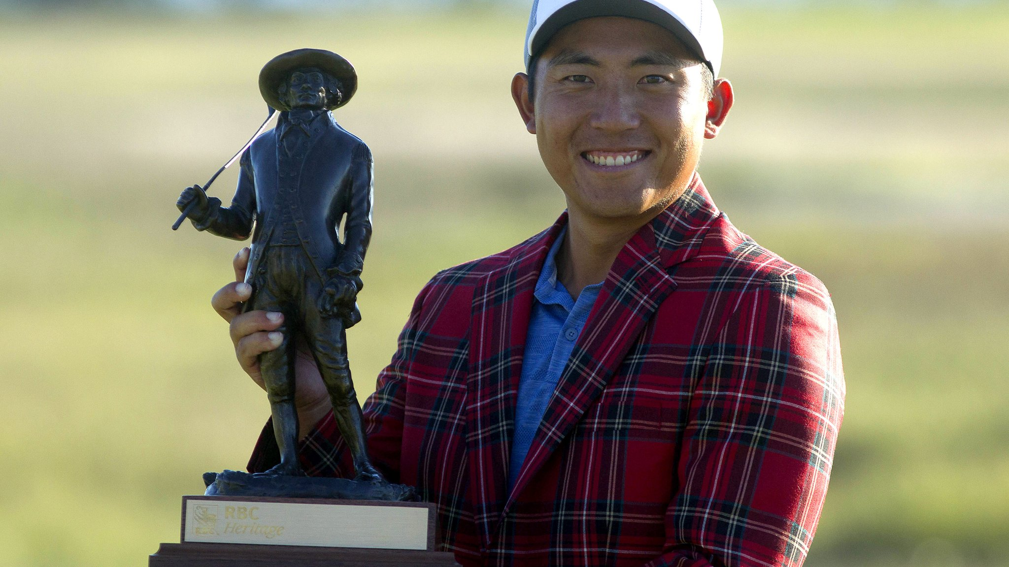 RBC Heritage: CT Pan wins first PGA Tour title with one-shot win
