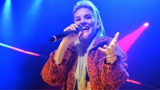 Rudimental's Anne-Marie is 'singer and ninja'